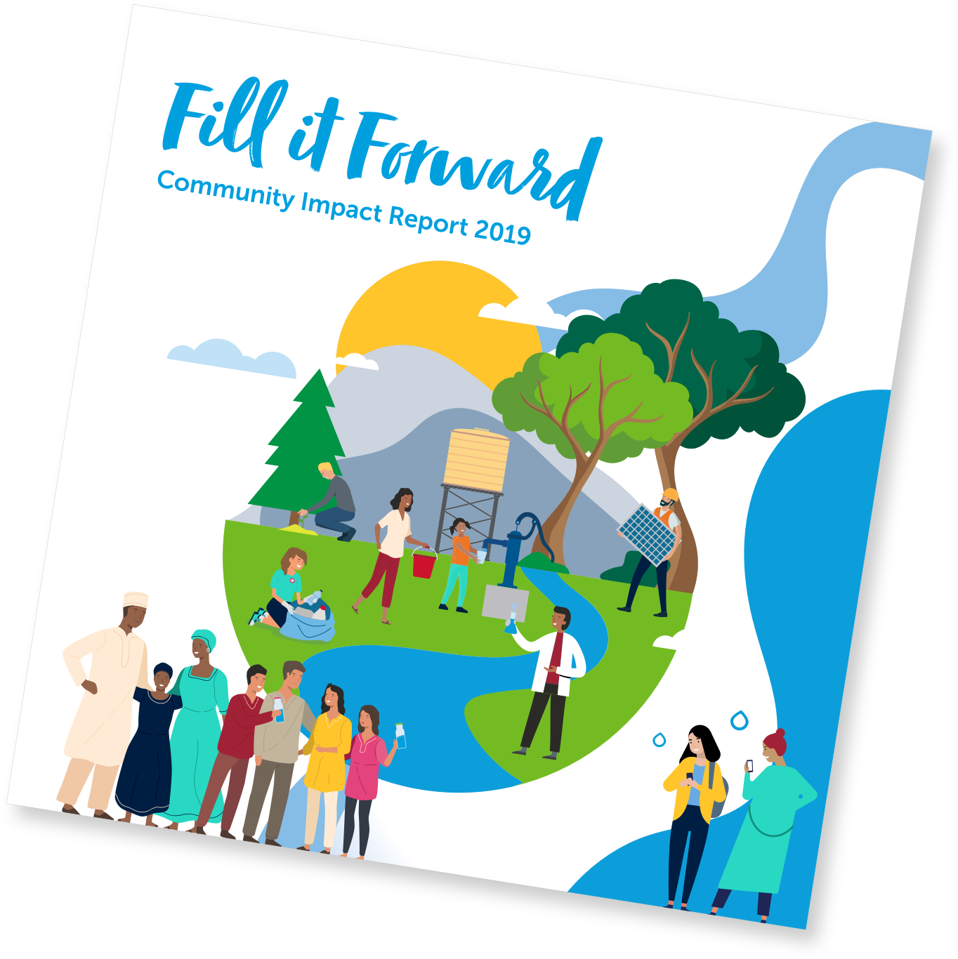 Fill it Forward Impact Report