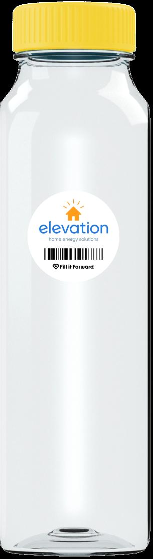 Elevation Solar Reusable Cupanion Bottle