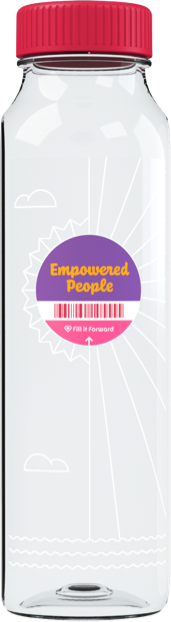 Empowered People Series - Good Health Bottle